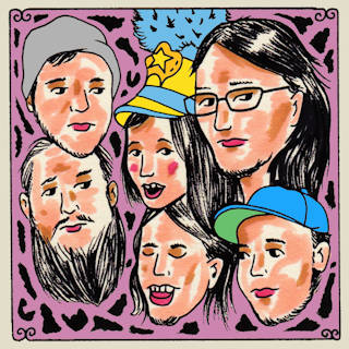 Sydney Eloise and the Palms at Daytrotter Studios on Feb 5, 2016