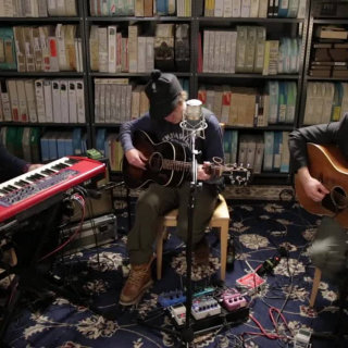 The Pines at Paste Studios on Feb 4, 2016