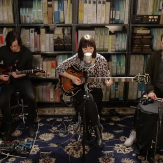 Kate Davis at Paste Studios on Feb 8, 2016