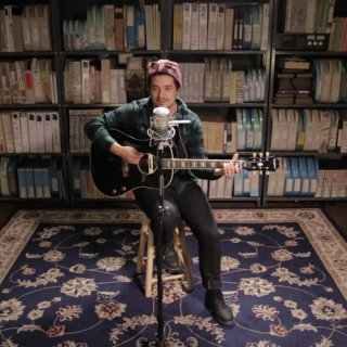 Matt Vasquez at Paste Studios on Feb 10, 2016