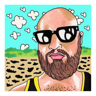 Aaron Burch at Futureappletree on Sep 30, 2015