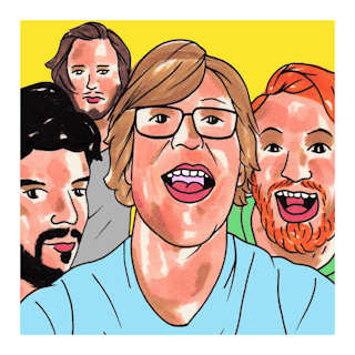 American Scarecrows at Daytrotter Studios on Dec 19, 2015