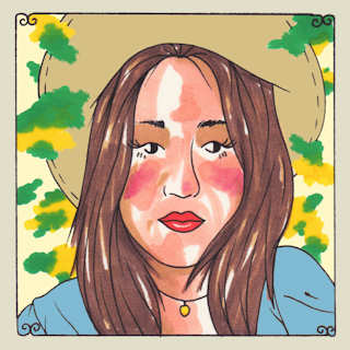 Caitlin Harnett at Daytrotter Studios on Nov 2, 2015