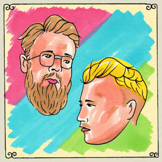 Colours at Daytrotter Studios on Jan 29, 2016