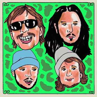 Dirty Fences at Daytrotter Studios on Sep 12, 2015