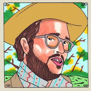 Elvis Perkins at Horseshack on Feb 18, 2016