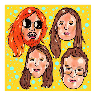 Fly Golden Eagle at Daytrotter Studios on Jul 9, 2015