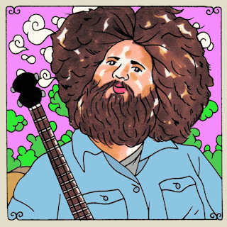 Jeremiah Tall at Daytrotter Studios on Nov 19, 2015