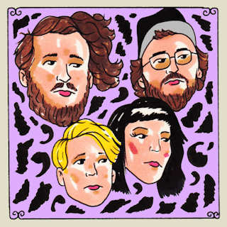 Mothers at Daytrotter Studios on Sep 21, 2015
