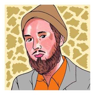 Nick Hakim at Futureappletree on May 4, 2015