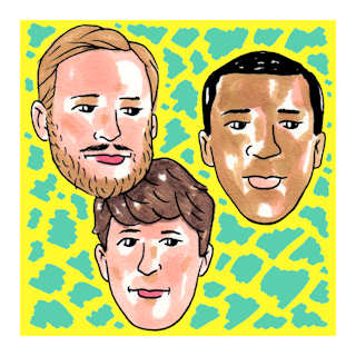 Oko Tygra at Daytrotter Studios on Jul 19, 2015