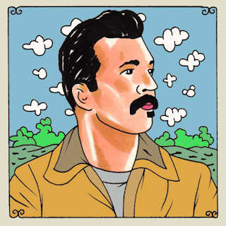 Phill Reynolds at Daytrotter Studios on Sep 25, 2015
