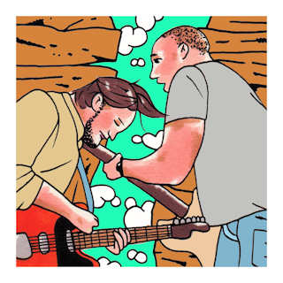 Strange Americans at Daytrotter Studios on Aug 11, 2015