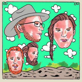 Strangetowne at Daytrotter Studios on Dec 8, 2015