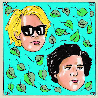 The Harmed Brothers at Daytrotter Studios on Sep 3, 2015
