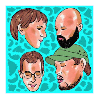 The Heavy Set at Daytrotter Studios on Dec 4, 2015