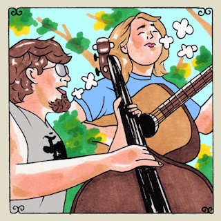 The Underhills at Daytrotter Studios on May 18, 2015