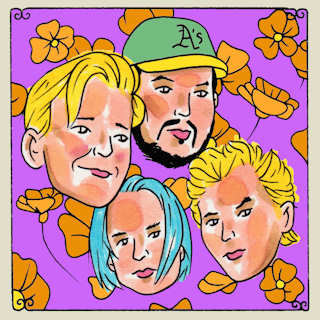 SWMRS at New Monkey Studio on Feb 8, 2016