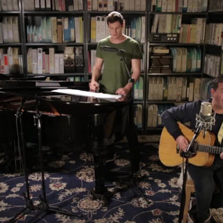 Duncan Sheik at Paste Studios on Feb 23, 2016