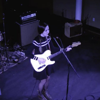 Margaret Glaspy at Daytrotter on Feb 19, 2016