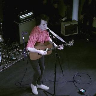 Trevor Sensor at Daytrotter on Feb 20, 2016