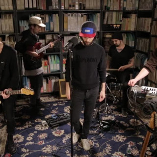 MOTHXR at Paste Studios on Feb 26, 2016
