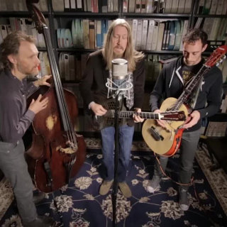 The Wood Brothers at Paste Studios on Mar 5, 2016
