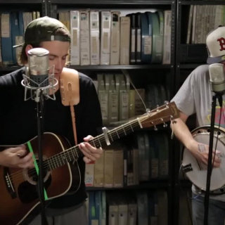 Judah & The Lion at Paste Studios on Mar 31, 2016