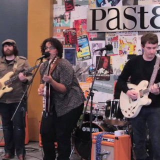Alabama Shakes at Paste Magazine Offices on Nov 10, 2011