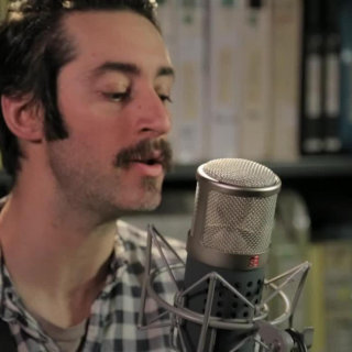 Murder By Death at Paste Studios on Apr 18, 2016