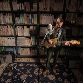 Robert Ellis at Paste Studios on May 3, 2016