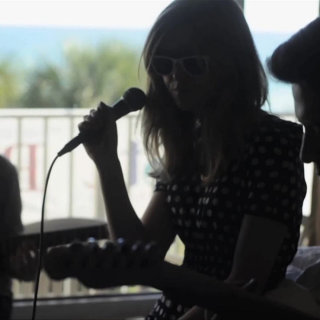 Still Corners at Deluna Fest on Oct 14, 2011