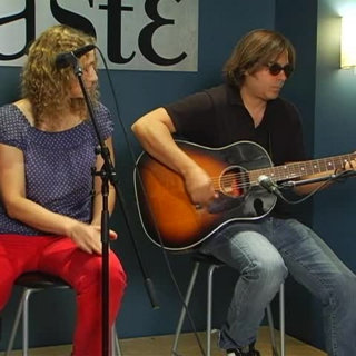 Joan Osborne at Paste Magazine Offices on Jul 6, 2007