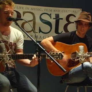 Marc Broussard at Paste Magazine Offices on Jul 6, 2007