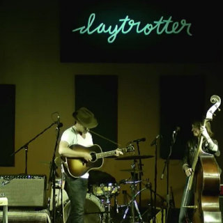 Zach Schmidt at Daytrotter on May 23, 2016