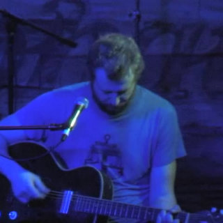 Bon Iver at Mohawk Outside Stage on Mar 13, 2008