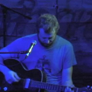Bon Iver at Mohawk Outside Stage on Mar 13, 2008