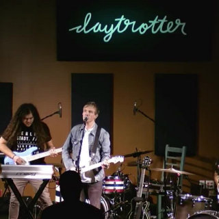 The Young Wild at Daytrotter on May 28, 2016