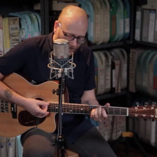 Mike Doughty at Paste Studios on Jun 8, 2016