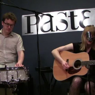 Wye Oak at Paste Magazine Offices on Jul 6, 2010