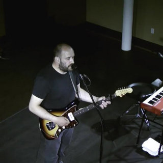 David Bazan at Daytrotter on Jun 22, 2016