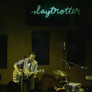 Dan Blakeslee at Daytrotter on Jun 27, 2016