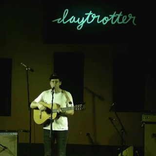 J.E. Sunde at Daytrotter on Jul 9, 2016