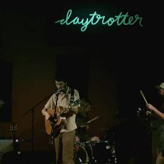 Devin Frank Vanishing Blues Band at Daytrotter on Jul 9, 2016
