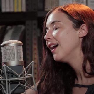 Lisa Hannigan at Paste Studios on Aug 9, 2016
