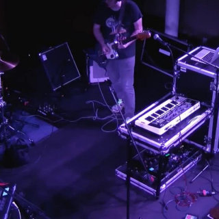 Chaos Emeralds at Daytrotter on Aug 27, 2016