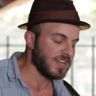 Kingsley Flood at Paste Ruins at Newport Folk Festival on Jul 27, 2013