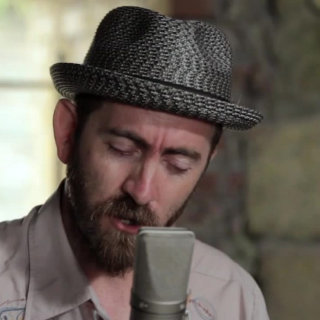 Dan Blakeslee at Paste Ruins at Newport Folk Festival on Jul 28, 2013