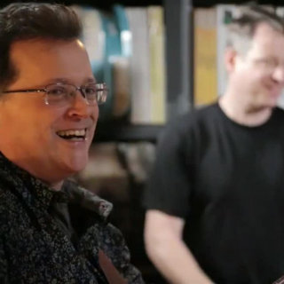 Violent Femmes at Paste Studios on Oct 4, 2016