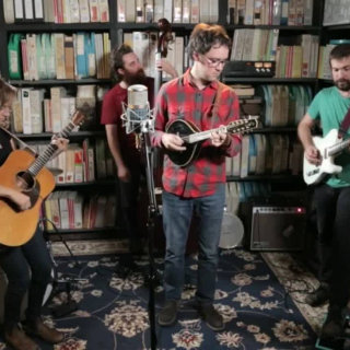 Mandolin Orange at Paste Studios on Nov 2, 2016